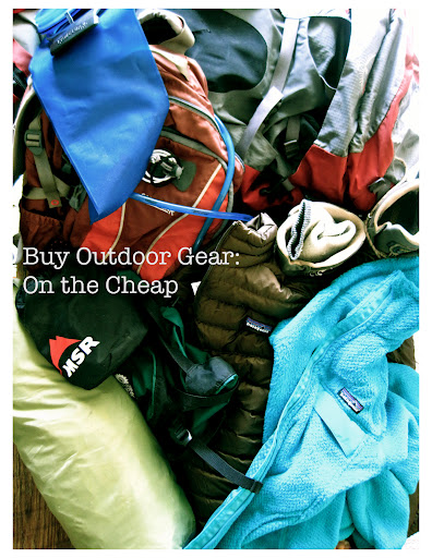 on gear: how to buy it on the cheap